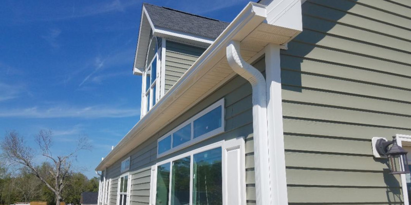 About Batson's Gutter Systems in Wilmington, North Carolina